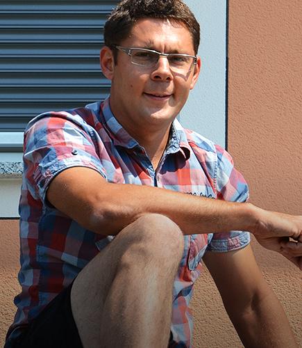 Markus Berg - Dachdecker